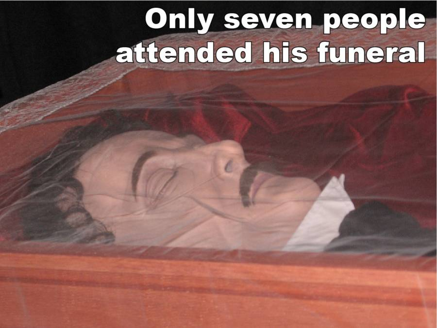 Poe Facts Funeral