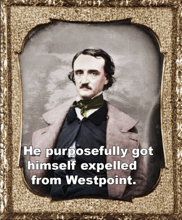 Poe Facts Westpoint