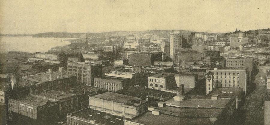 Seattle 1910