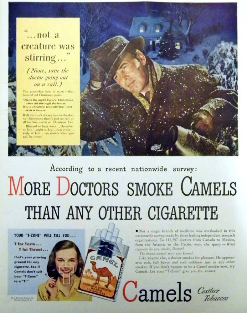 Smoking Advertisement