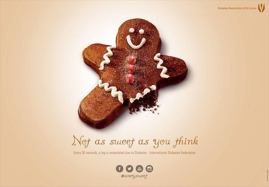 Strange Ads Diabetes Srilanka