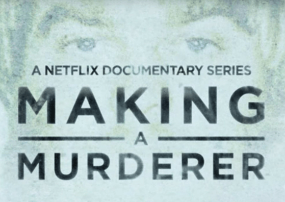 Making A Murderer Title Scene