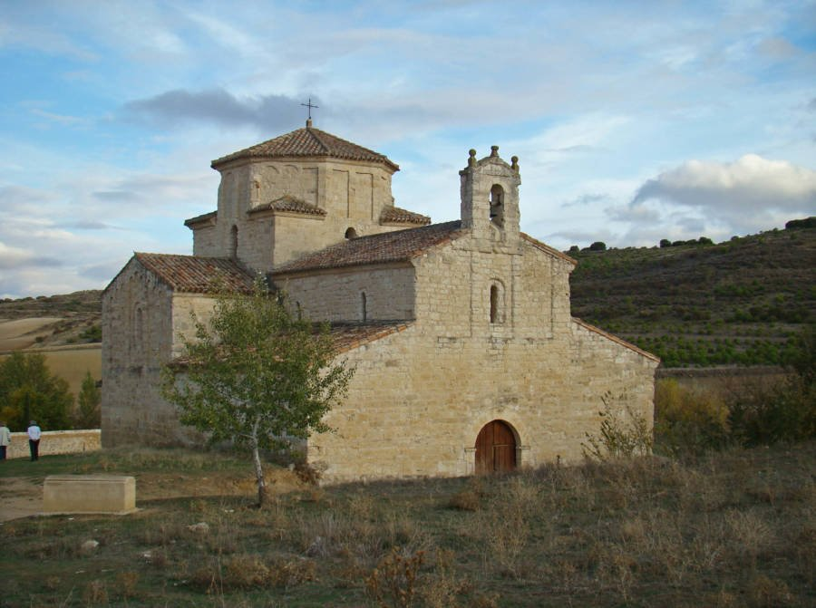 Santa María del Azogue Church In Urueña