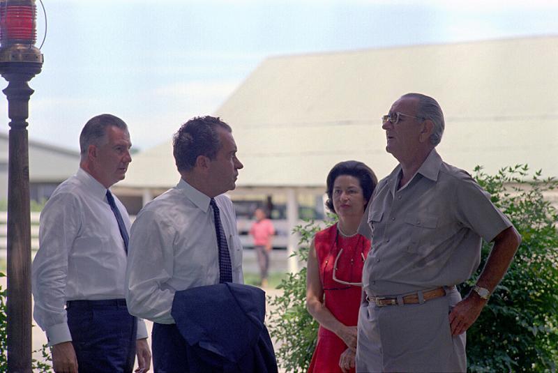 Vietnam Peace Nixon Johnson