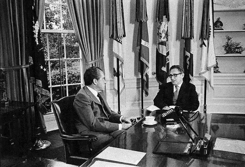 Vietnam Peace Nixon Kissinger