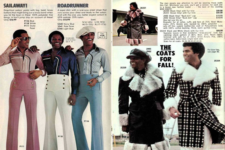 Weird 1970s Menswear Sailaway