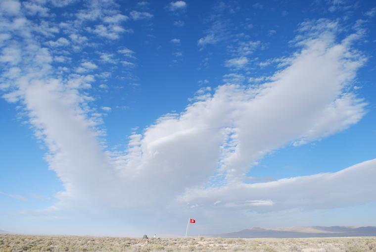 Zaqistan Country Clouds Utah