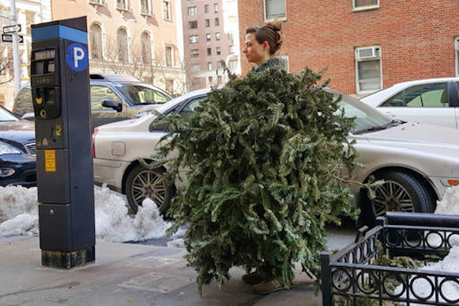 Christmas Tree Dress 2
