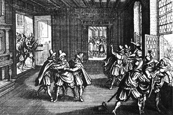 History Of Defenestration