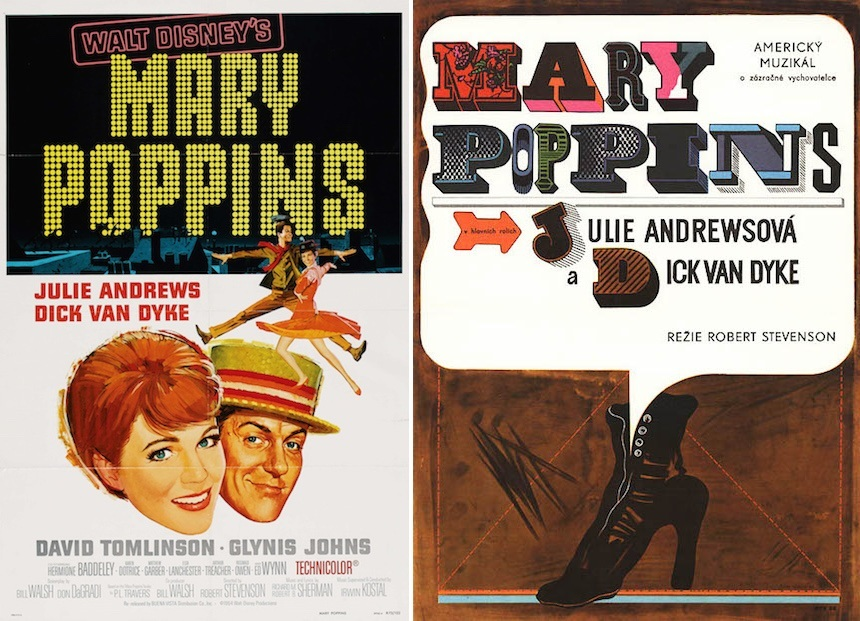 Mary Poppins Boot