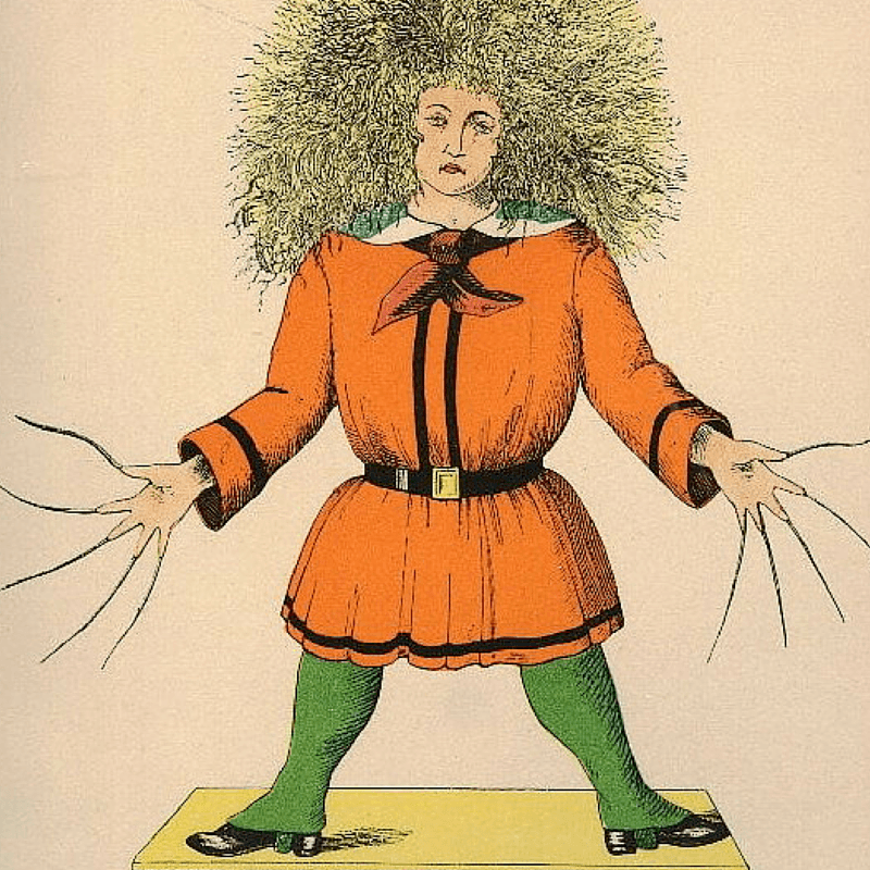 Struwwelpeter-Childrensbooks