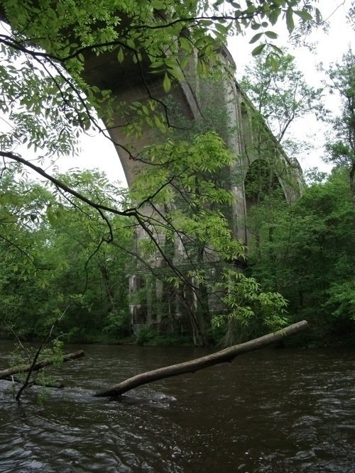 Abandoned Viaduct Arch
