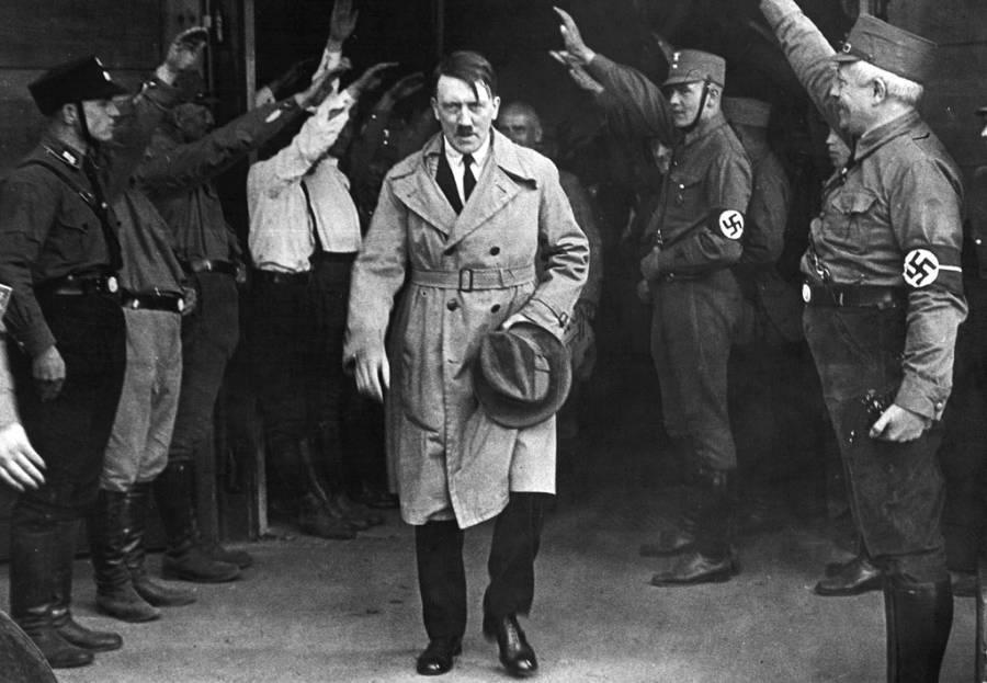 Adolf Hitler Micropenis Story