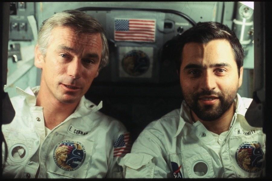 Astronauts Selfie