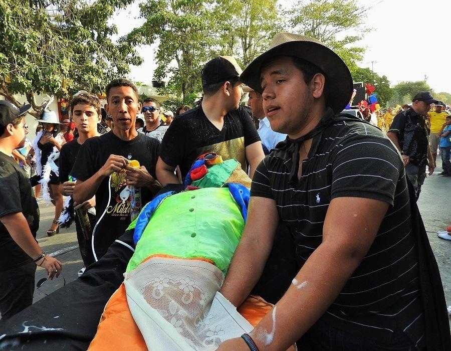 Barranquilla Carnival 2016 Joselito Carnaval Death