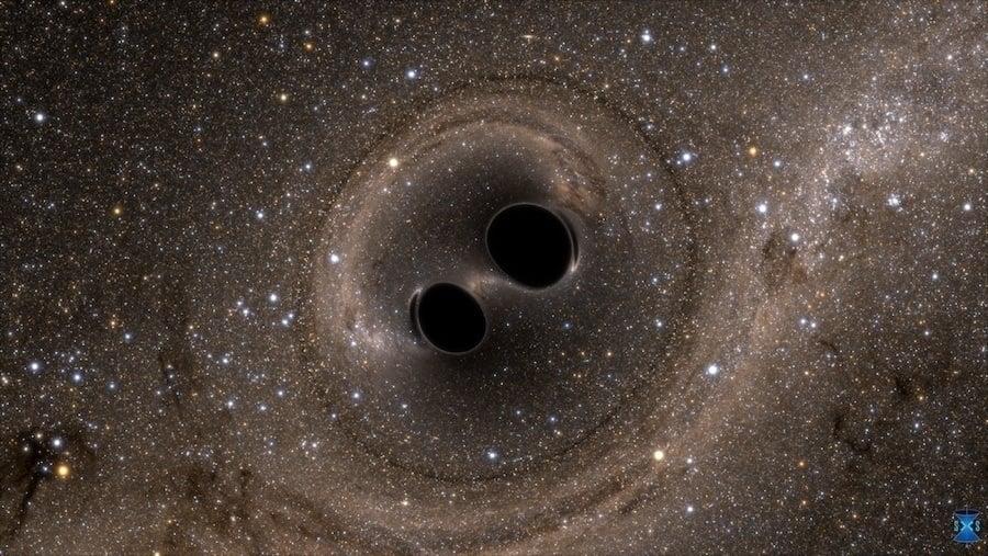 Black Holes Gravitational Waves