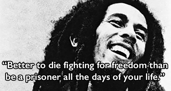 22 bob marley quotes to celebrate the king of raggae