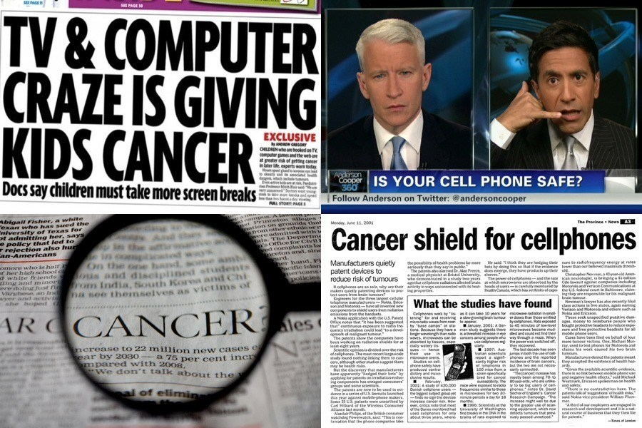 Cancer Headlines Media Coverage