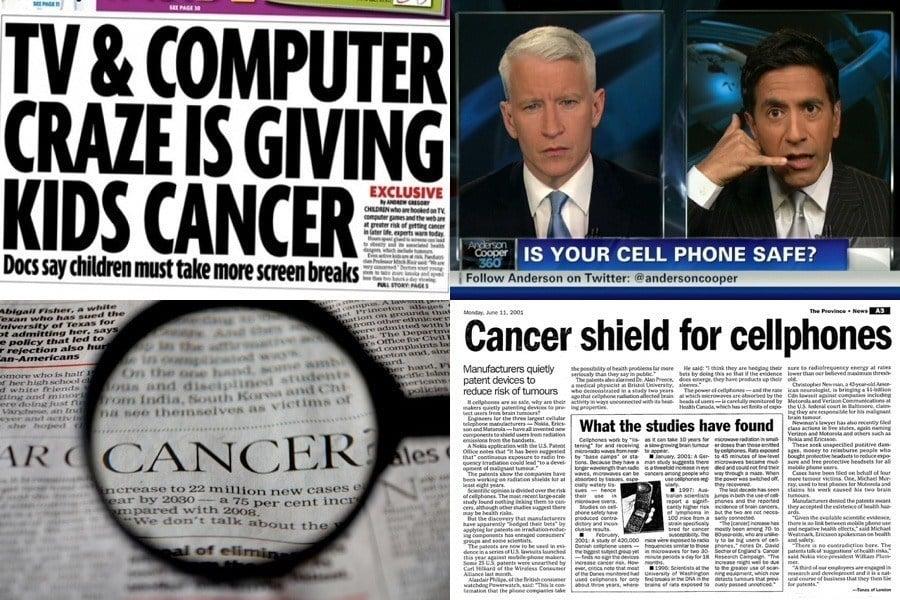 Cancer Headlines Media Coverage