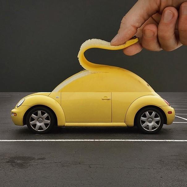 Car Banana