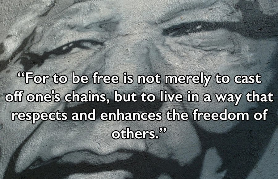 Nelson Mandela Quotes 21 Of His Most Inspiring Sayings