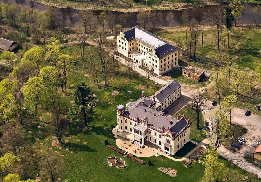 Chateau Mostov