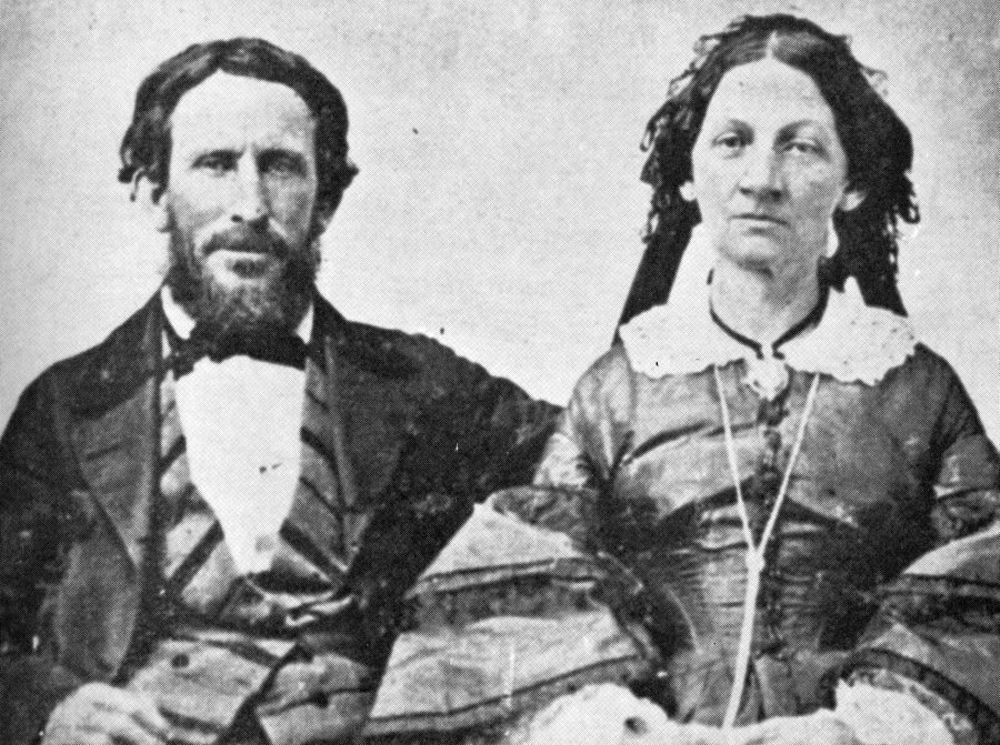 Donner Party Photo