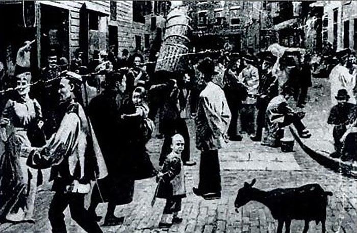 Doyers Street 1898