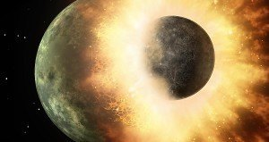 New Research Suggests That Earth Is Actually Made Of Two Planets