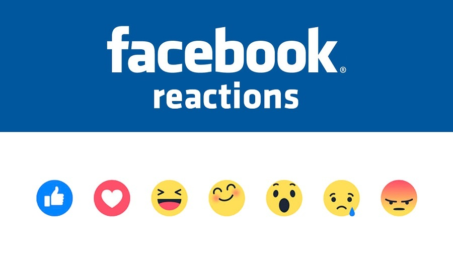 Facebook Rections Emojis