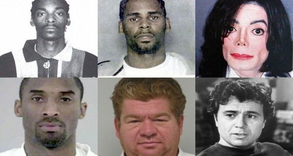 famous acquittals 6 powerful people who cheated justice