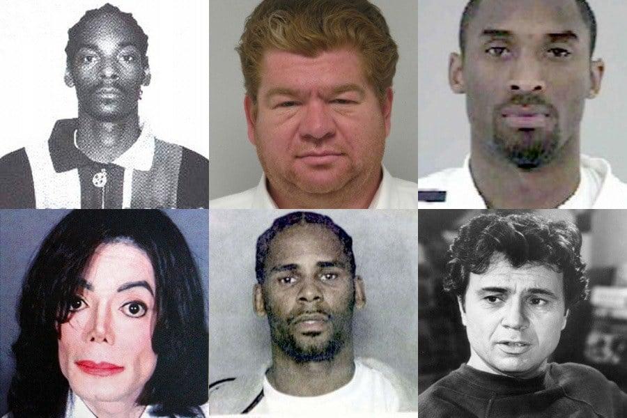 Famous Celebrity Acquittals