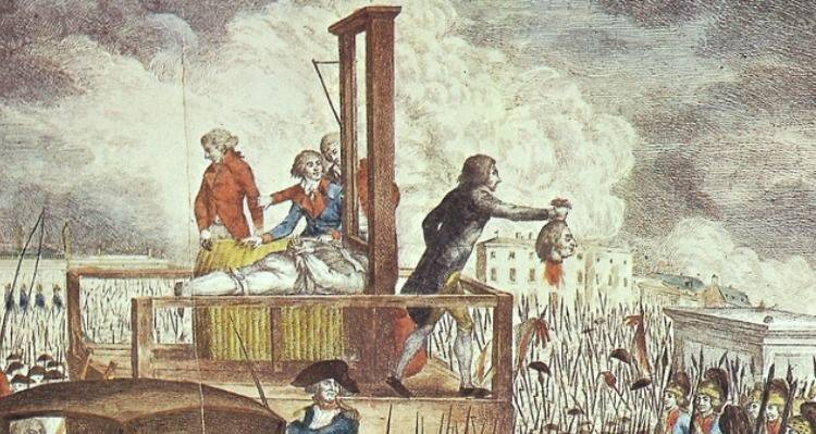 Beheading And The Bloody History of Decapitation