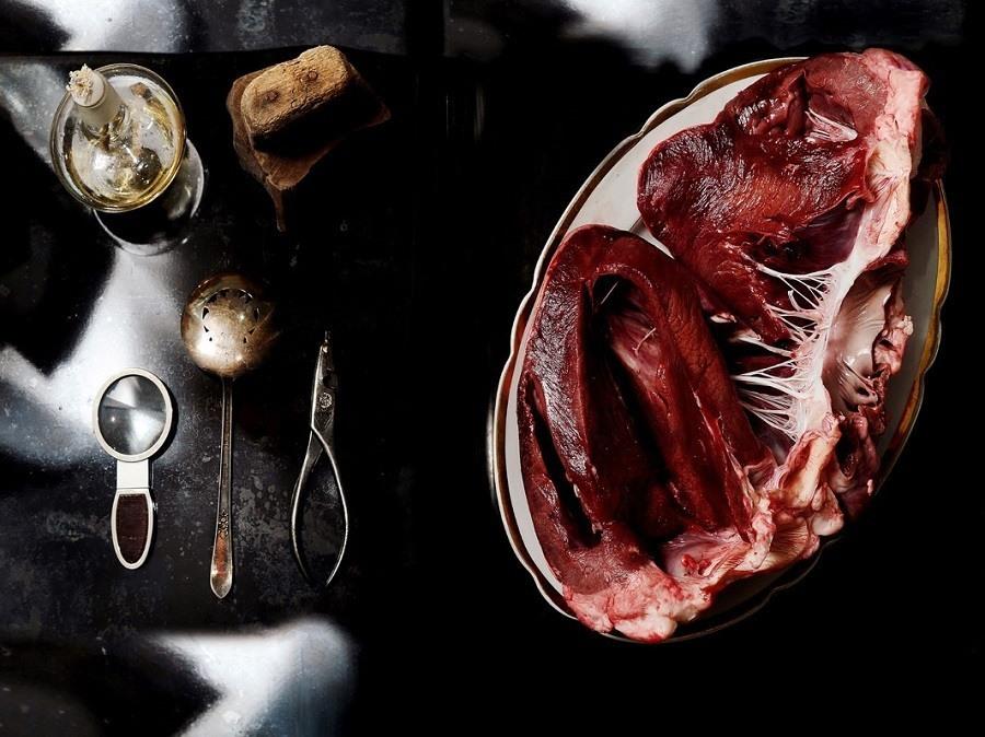 Heart Still Life