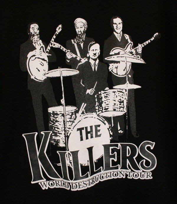 Hitler Killers T Shirt