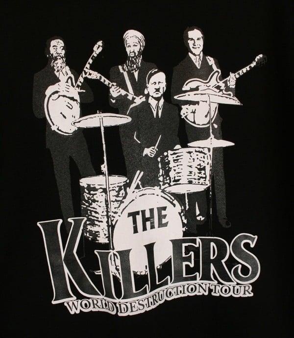 Hitler Killers T Shirt