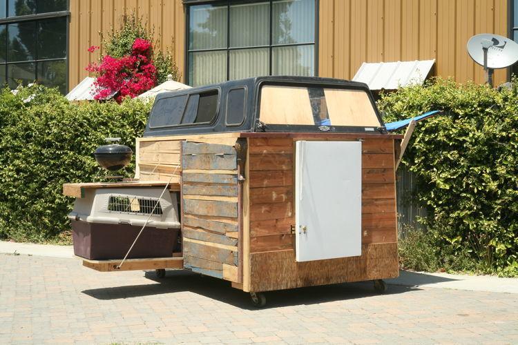 Innovative Design Homeless