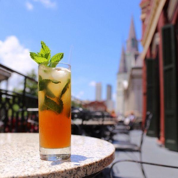 Irish Spring Cocktail