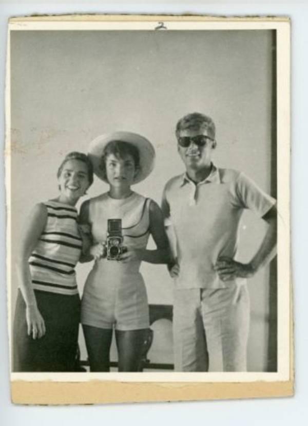 Kennedy Selfie