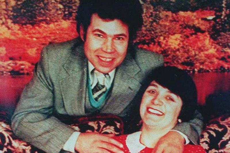 Serial Killer Couples Fred and Rosemary West