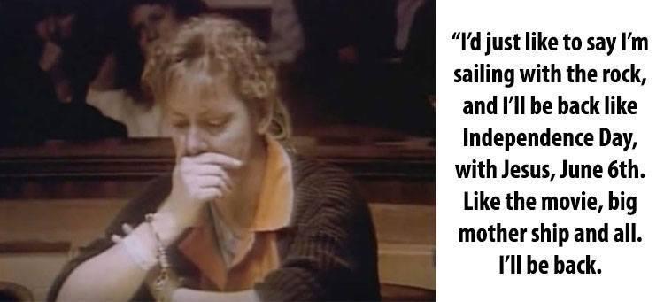 Last Words Executed Criminals Wuornos