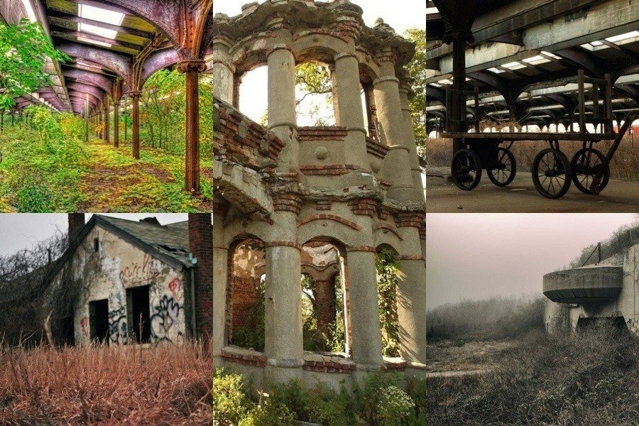 Abandoned Places In New York City