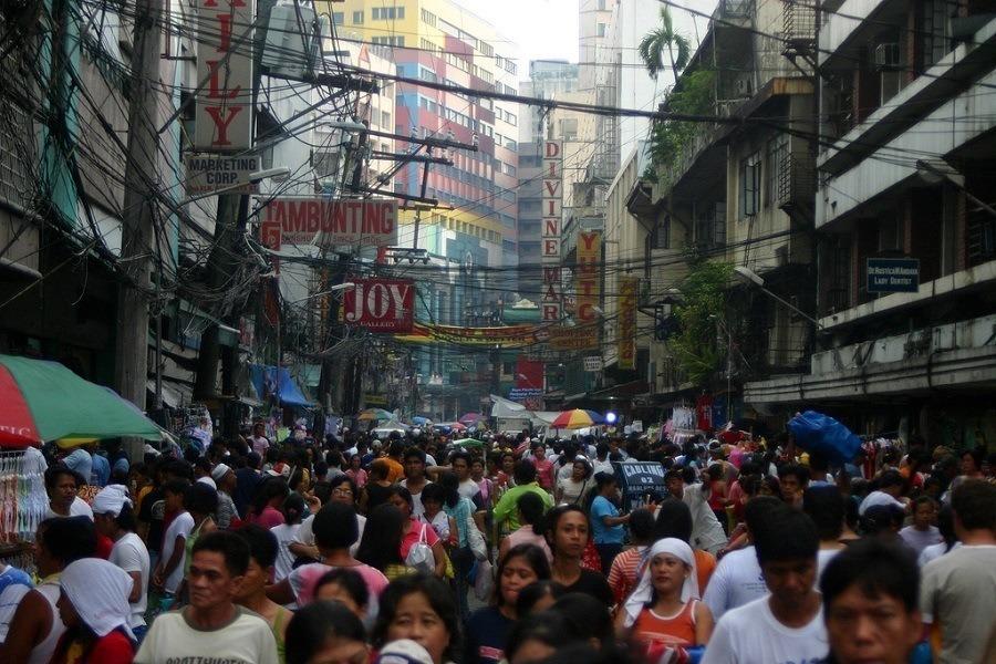 Manila Now