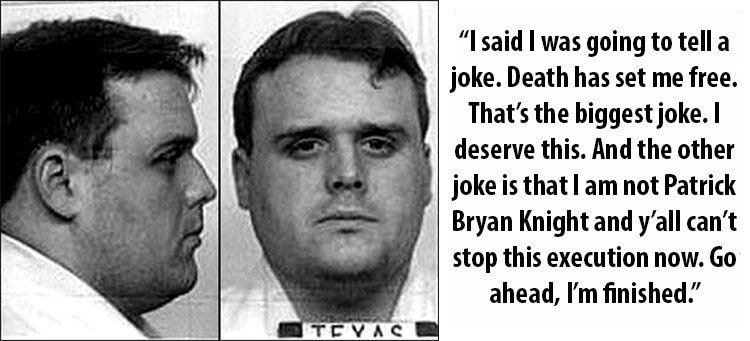 Patrick Bryan Knight Quote