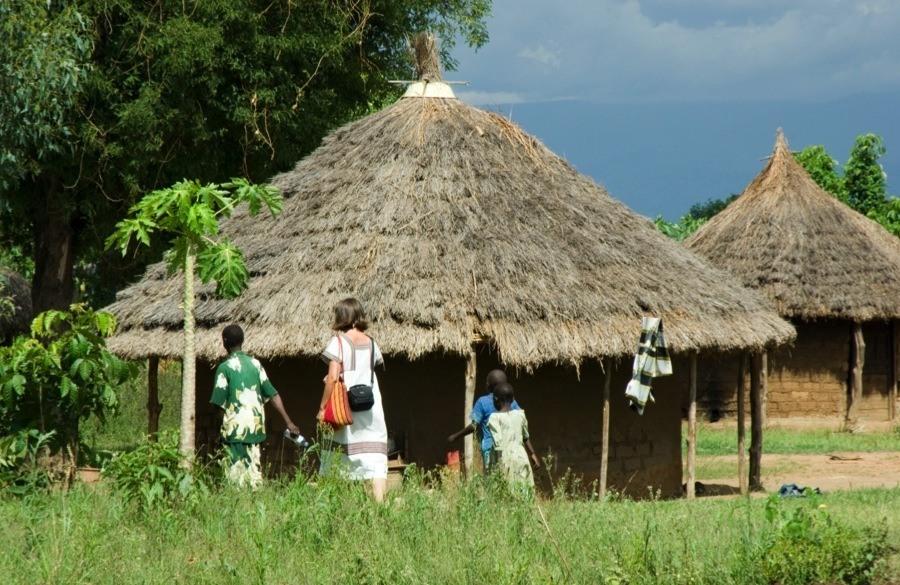 Peace Corps Uganda Village