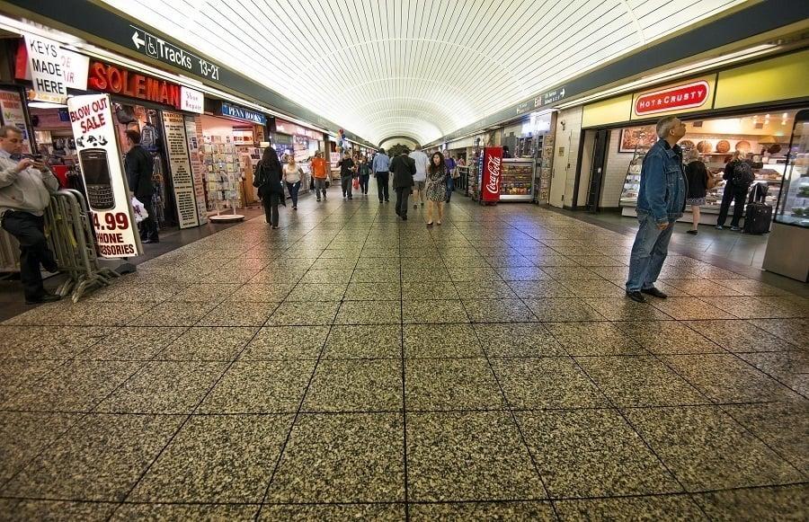 Penn Station Today