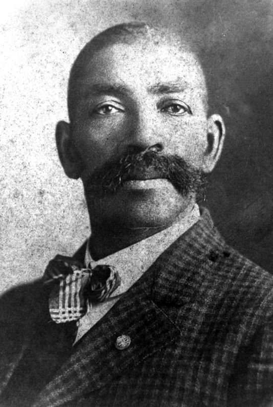 Portrait Bass Reeves