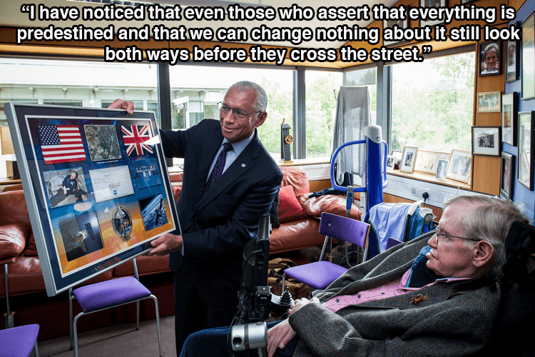 Stephen Hawking Picture