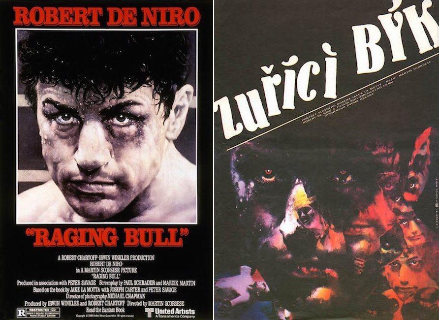 Raging Bull Movie