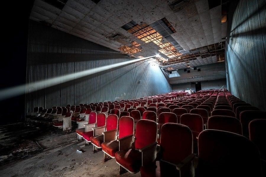 Randall Park Mall Theatre